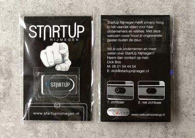 StartUp Nijmegen webcam cover