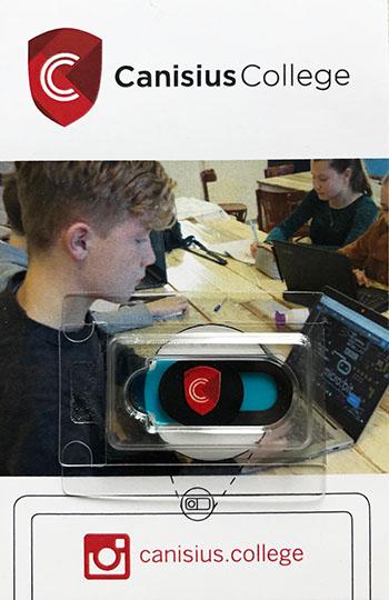 Webcam CoverUp Canisius College